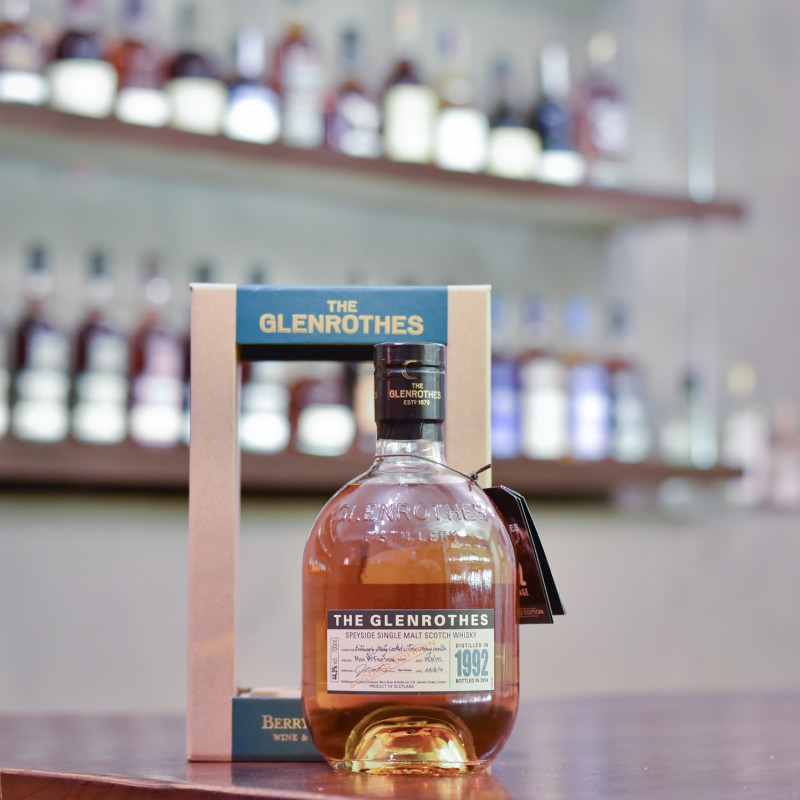 Glenrothes 21 Year Old 1992 Second Edition