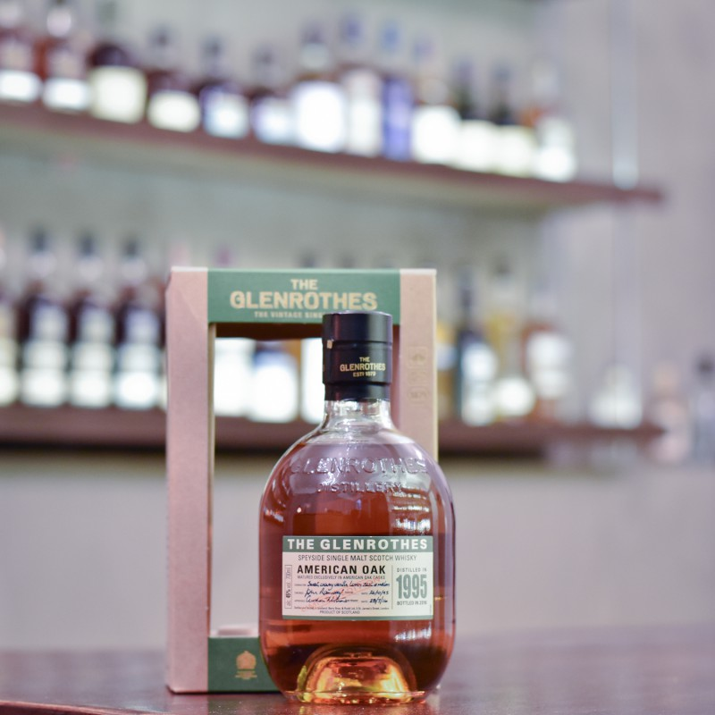 Glenrothes 20 Year Old 1995