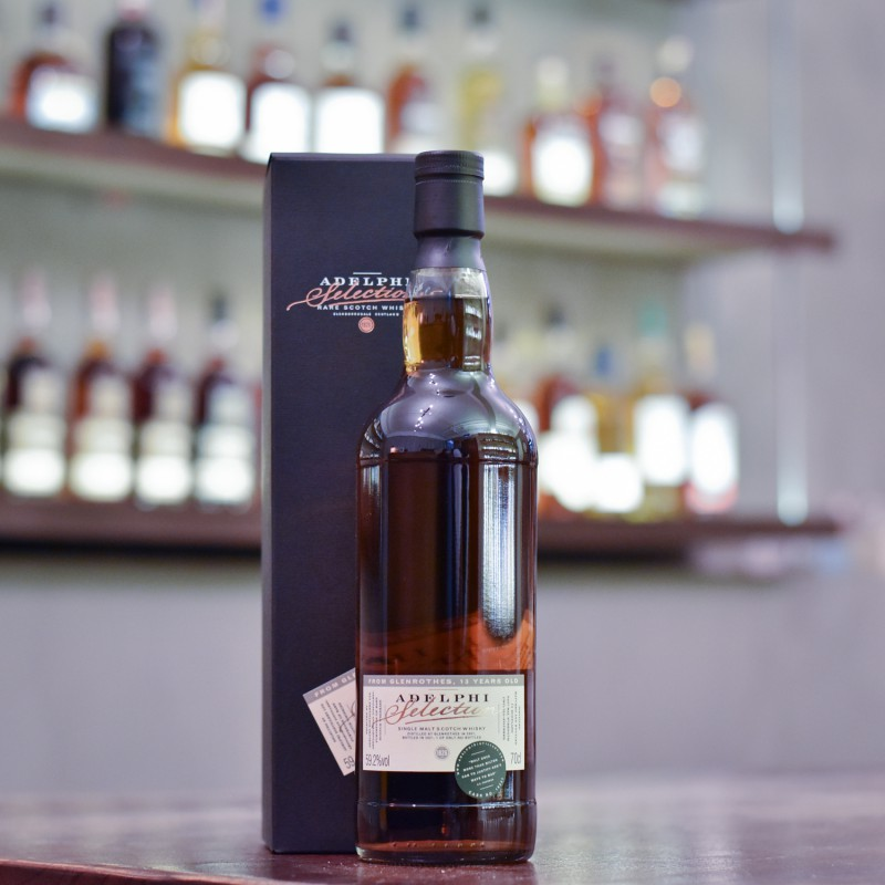 Adelphi - Glenrothes 13 Year Old 2007 Cask 10237