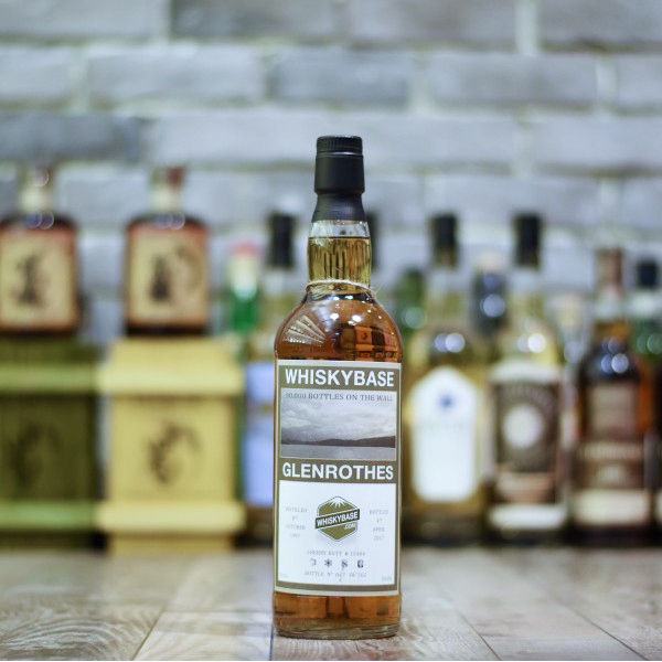 Whiskybase - Glenrothes 19 Year Old 1997 Cask 15404