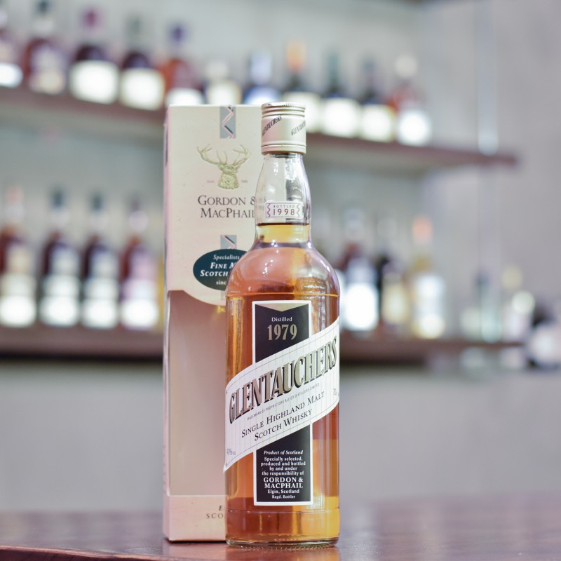 Gordon & MacPhail - Glentauchers 1979-1998 - Older Bottling