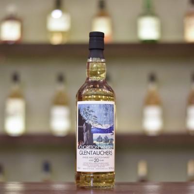 Chorlton Whisky - Glentauchers 20 Year Old