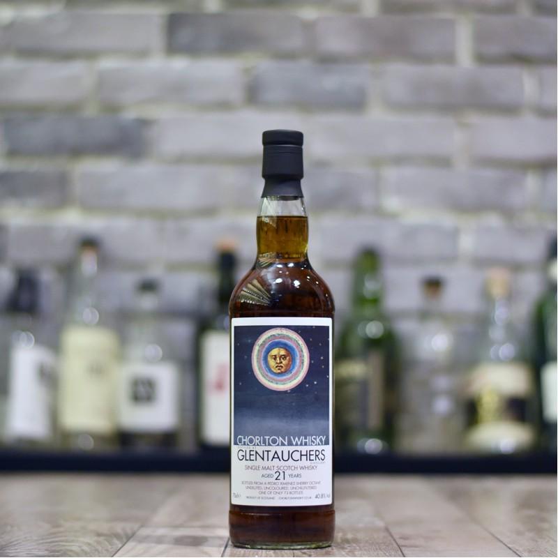 Chorlton Whisky - Glentauchers 21 Year Old