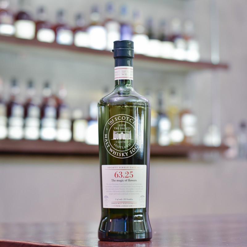 SMWS - 63.25 Glentauchers 20 Year Old 1989
