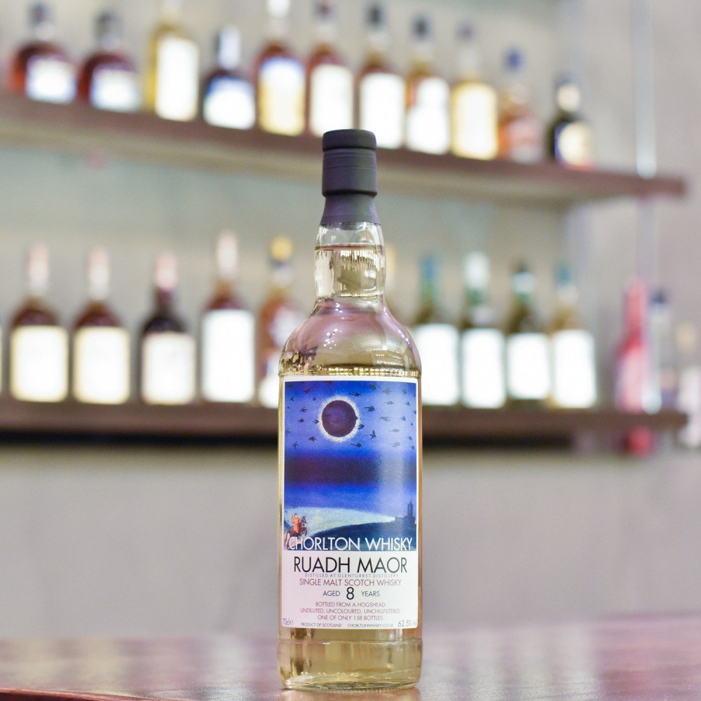 Chorlton Whisky - Ruadh Maor (Glenturret) 8 Year Old