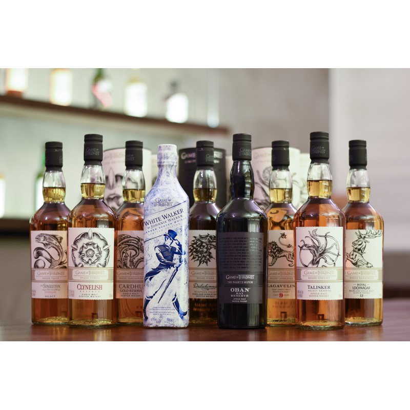 Game of Thrones Whisky Set