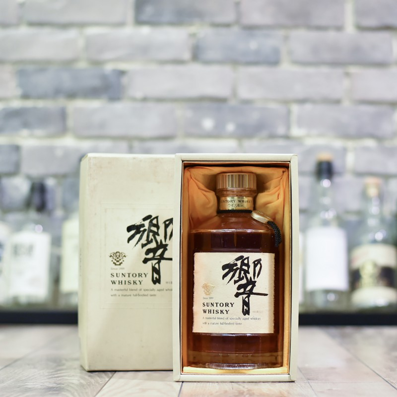 Hibiki NAS - Older Bottling Gift Set