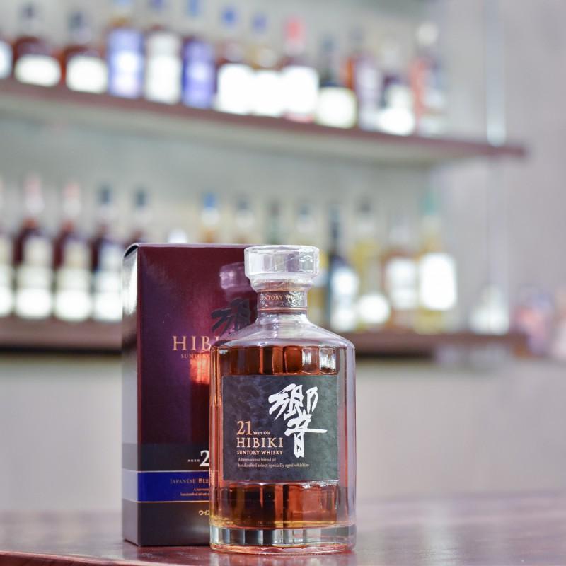 響 Hibiki 21 Year Old - Older Bottling