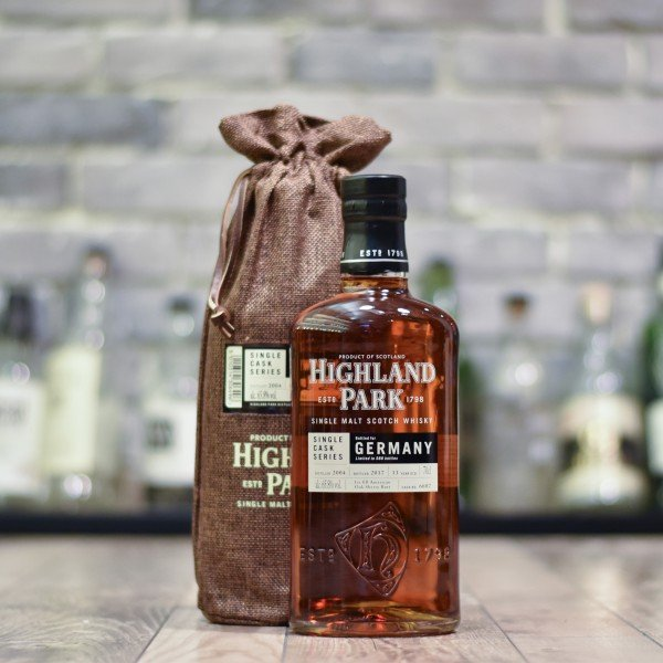 Highland Park 13 Year Old 2004 for Germany Cask 6687