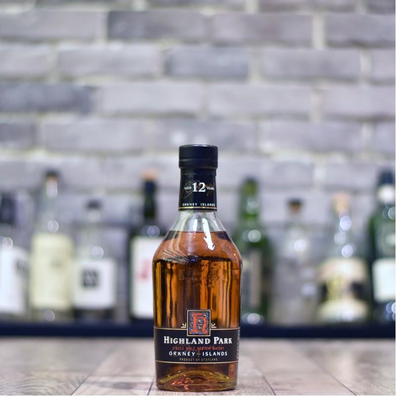 Highland Park 12 Year Old 90's Bottling
