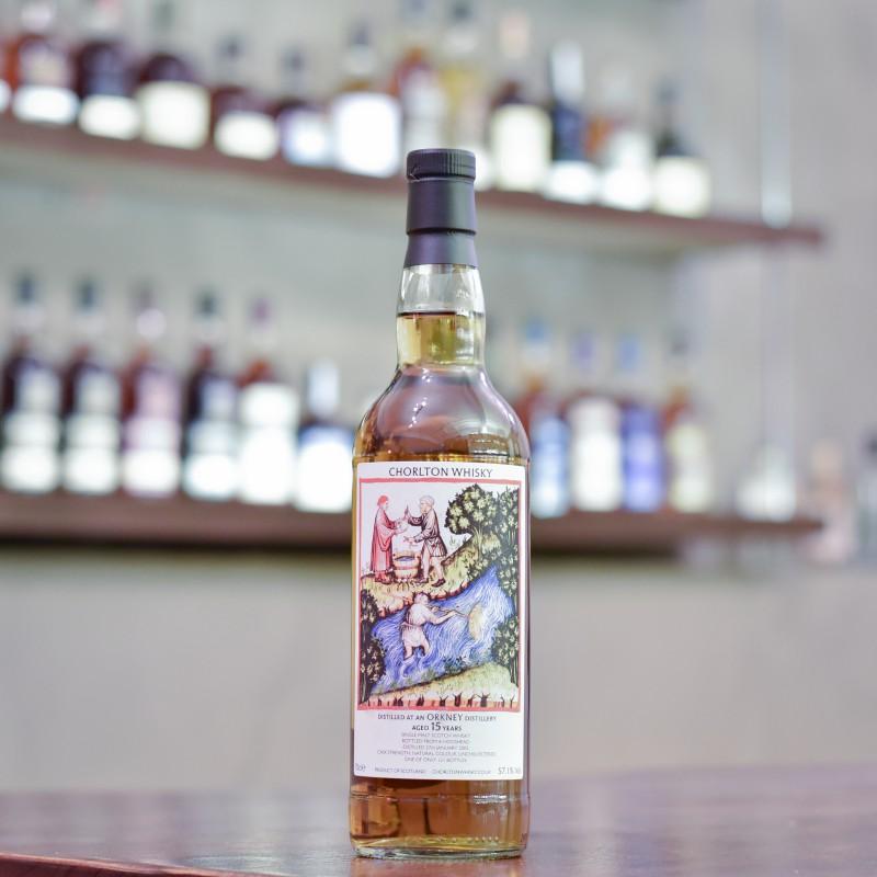 Chorlton Whisky - Orkney (Highland Park) 15 Year Old 2005