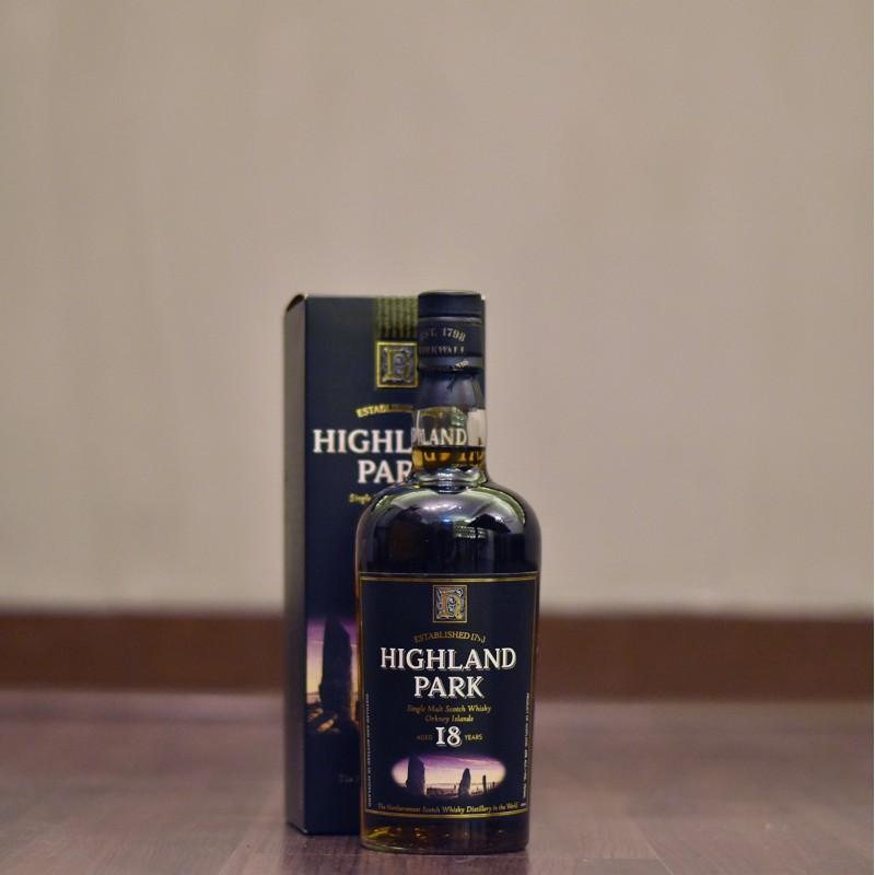 Highland Park 18 Year Old - Older Bottling