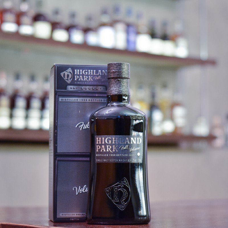 Highland Park 17 Year Old 1999 Full Volume