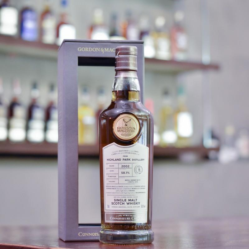 Gordon & MacPhail - Highland Park 18 Year Old 2002 Connoisseurs Choice Cask 6431