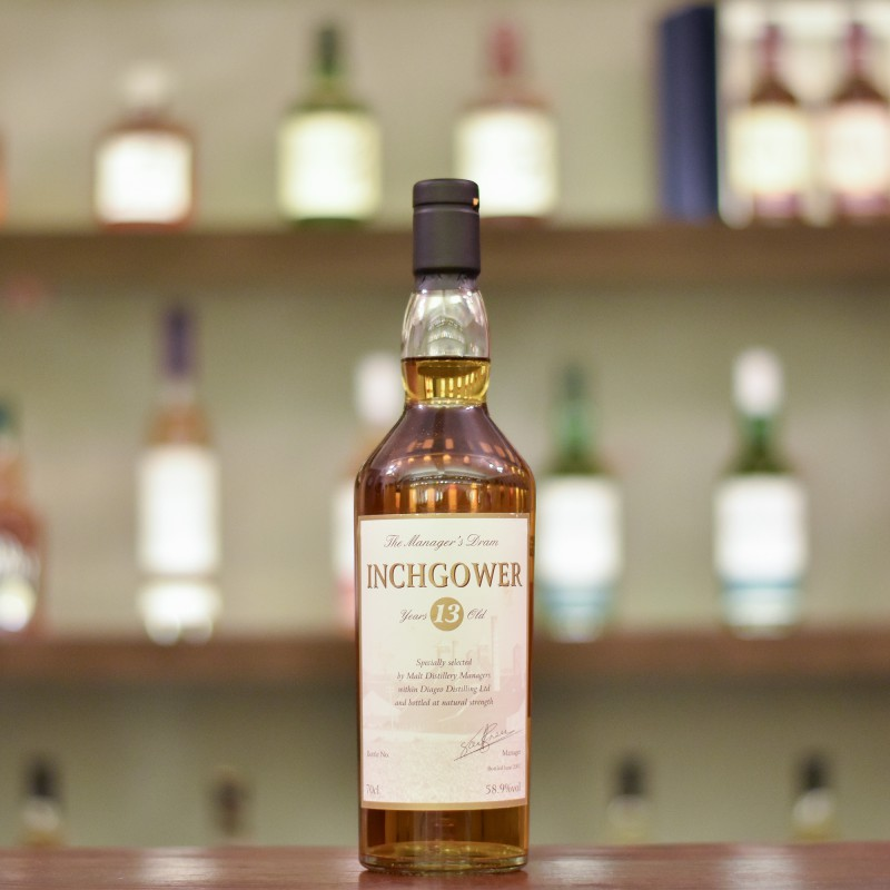 Manager's Dram - Inchgower 13 Year Old