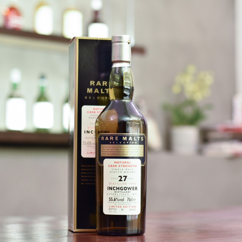 Inchgower 27 Year Old 1976 Rare Malts Selection