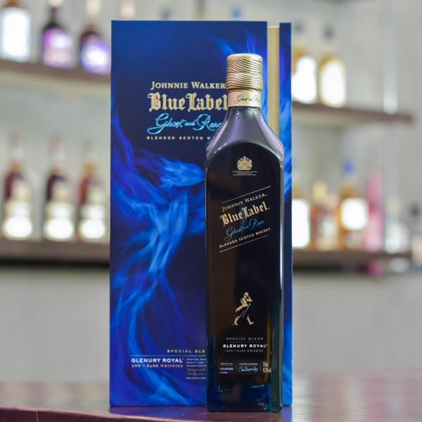 Johnnie Walker Blue Label Ghost & Rare - Glenury Royal