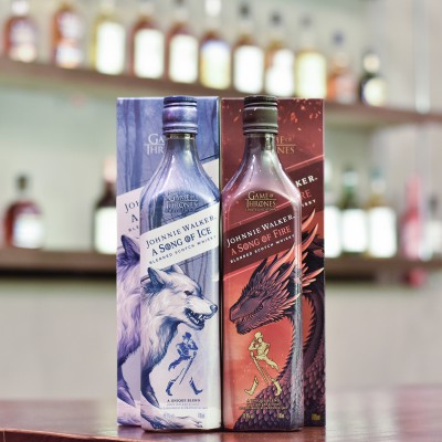 Johnnie Walker - Game of Thrones: A Song of Ice and Fire