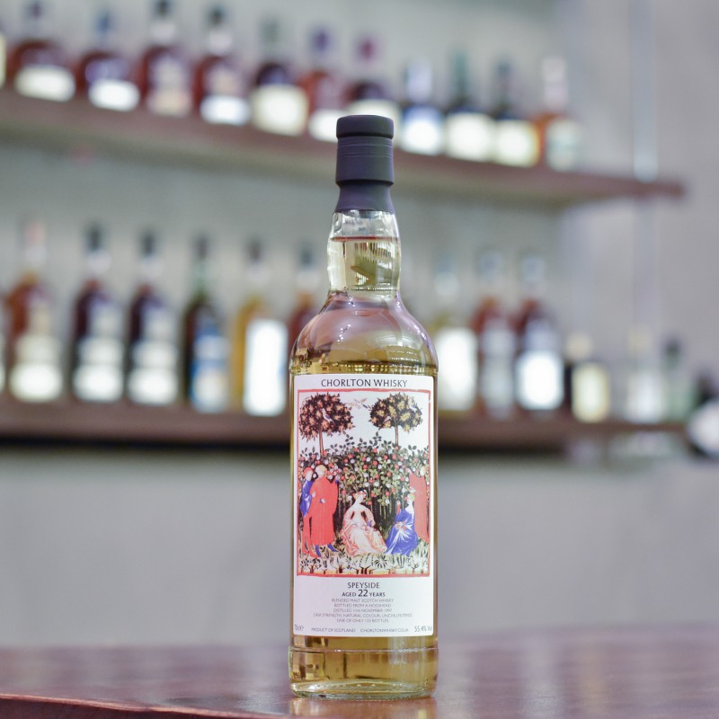 Chorlton Whisky - Speyside (Kininvie) 22 Year Old 1997