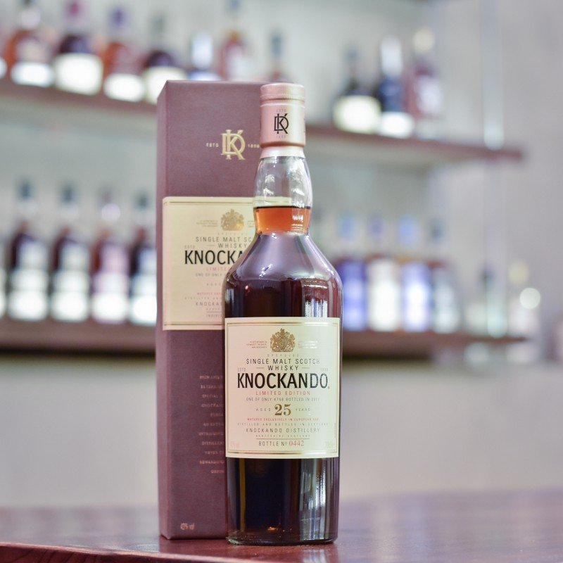 Knockando 25 Year Old Special Release 2011