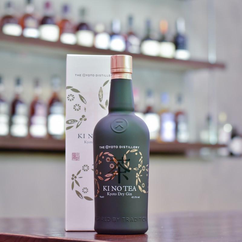 季之美 KI NO TEA Kyoto Dry Gin