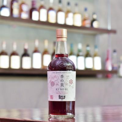 季之美 KI NO BI Sloe Gin Type Haskap Liqueur