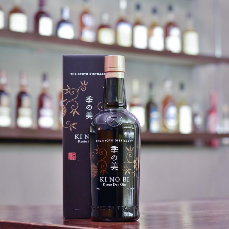 季之美 KI NO BI Kyoto Dry Gin