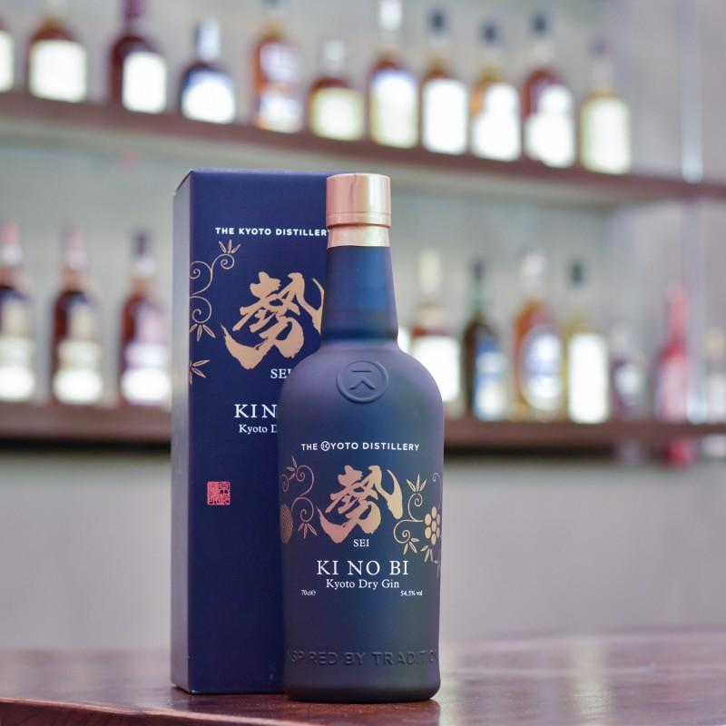 季之美 KI NO BI Kyoto Dry Gin - 勢 SEI