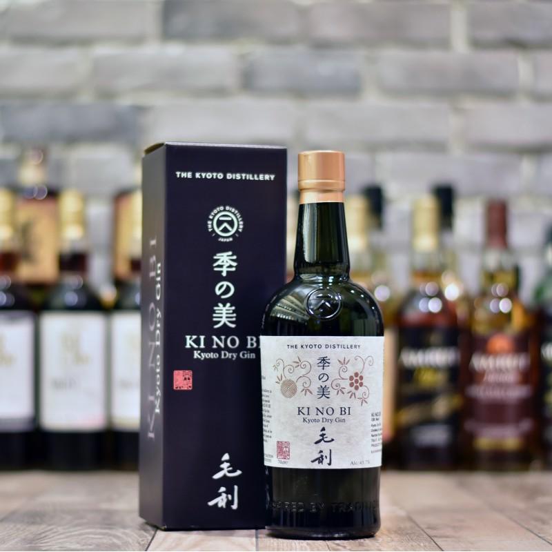 KI NO BI Kyoto Dry Gin - Mori Bar & LMDW