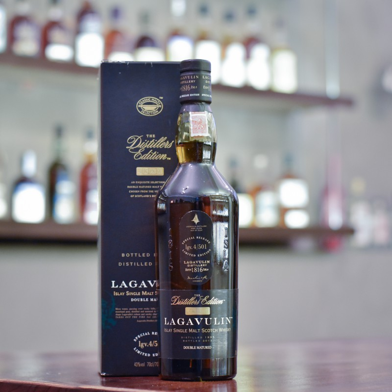 Lagavulin Distillers Edition 1995-2013