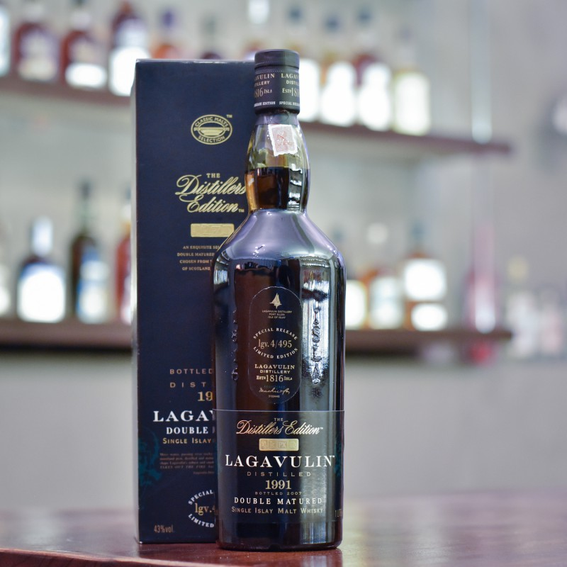 Lagavulin Distillers Edition 1991-2007 1L
