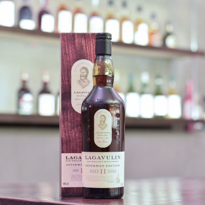 Lagavulin 11 Year Old - Offerman Edition