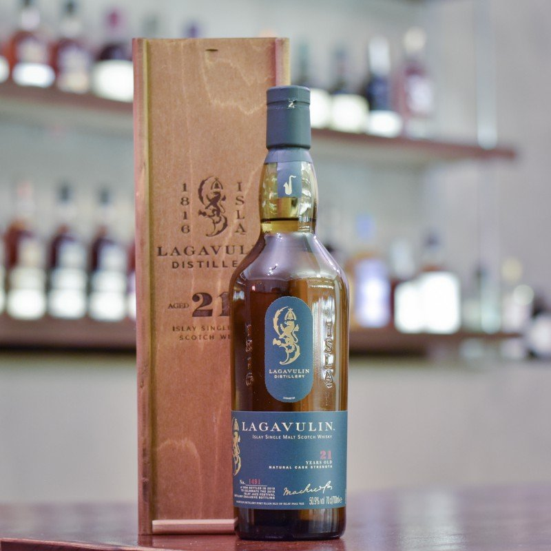 Lagavulin 21 Year Old Islay Jazz Festival 2019