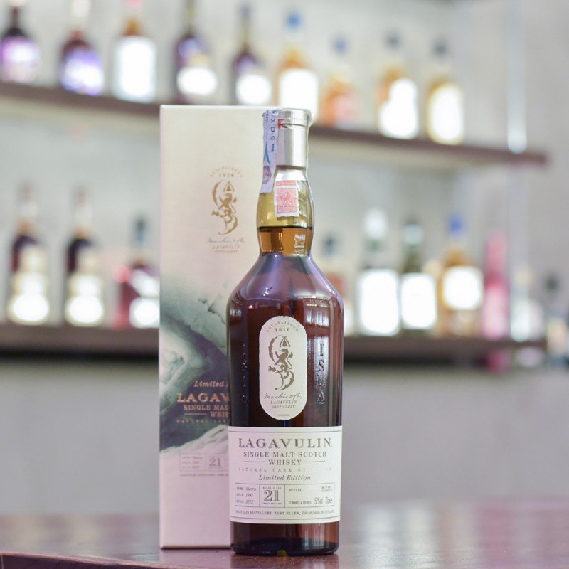 Lagavulin 21 Year Old 1991 Limited Edition