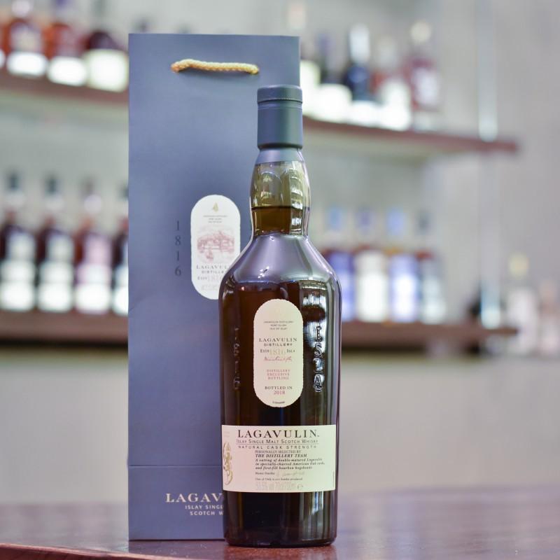 Lagavulin Distillery Exclusive Bottling 2018