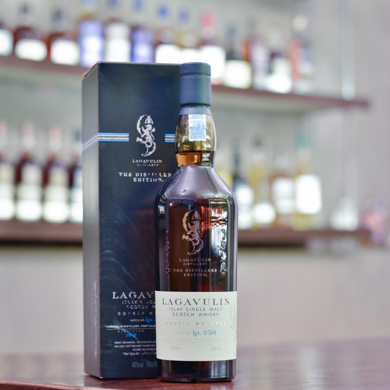 Lagavulin Distillers Edition 1999-2015