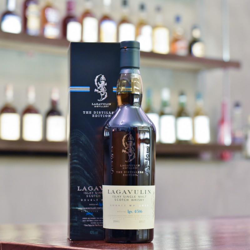 Lagavulin Distillers Edition 2001-2017