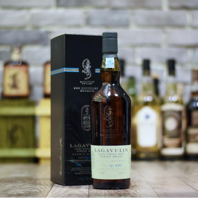 Lagavulin Distillers Edition 2000-2016