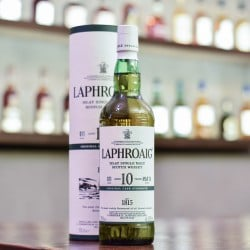 Laphroaig 10 Year Old Cask Strength Batch 011