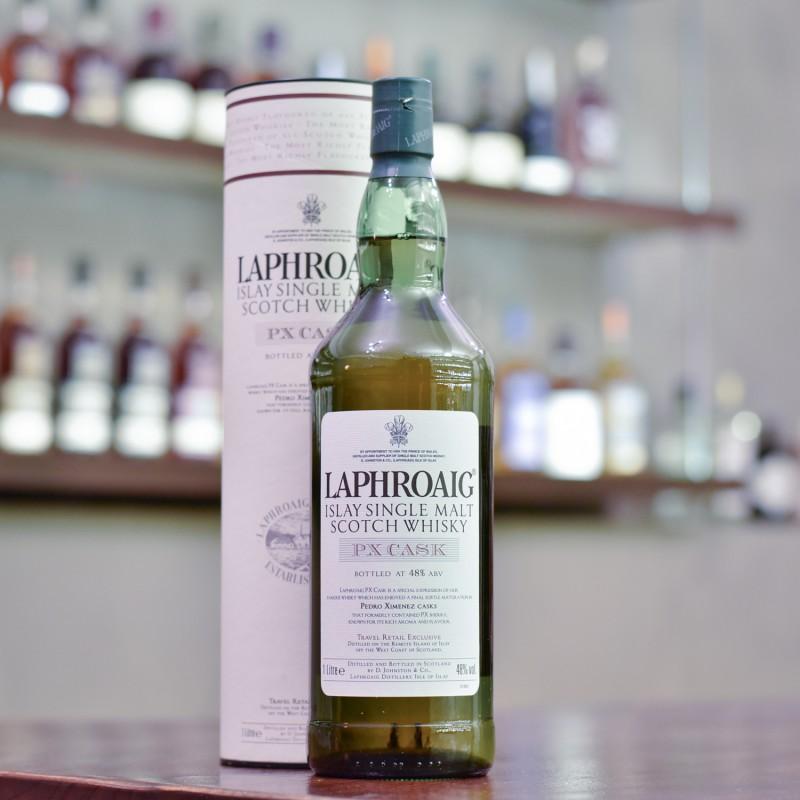 Laphroaig PX Cask - Older Bottling 1L