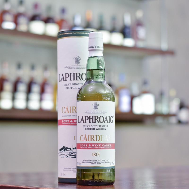 Laphroaig Cairdeas 2020 Port & Wine Casks