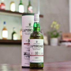 Laphroaig 10 Year Old Cask Strength Batch 010