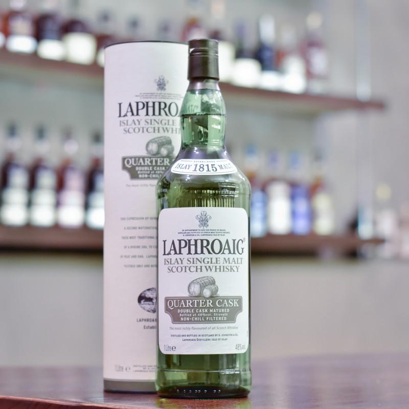 Laphroaig Quarter Cask - Older Bottling 1L