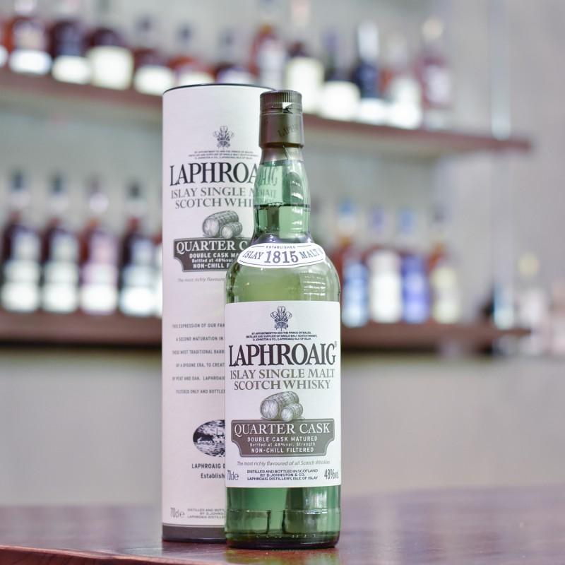 Laphroaig Quarter Cask - Older Bottling