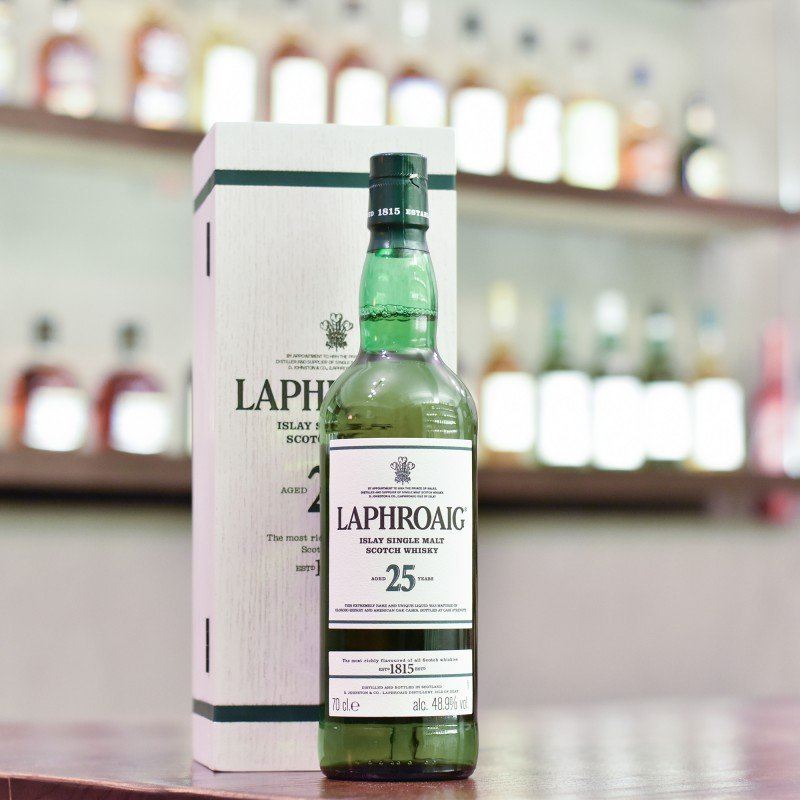 Laphroaig 25 Year Old 2017 Release