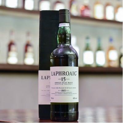Laphroaig 15 Year Old - 1990s Bottling