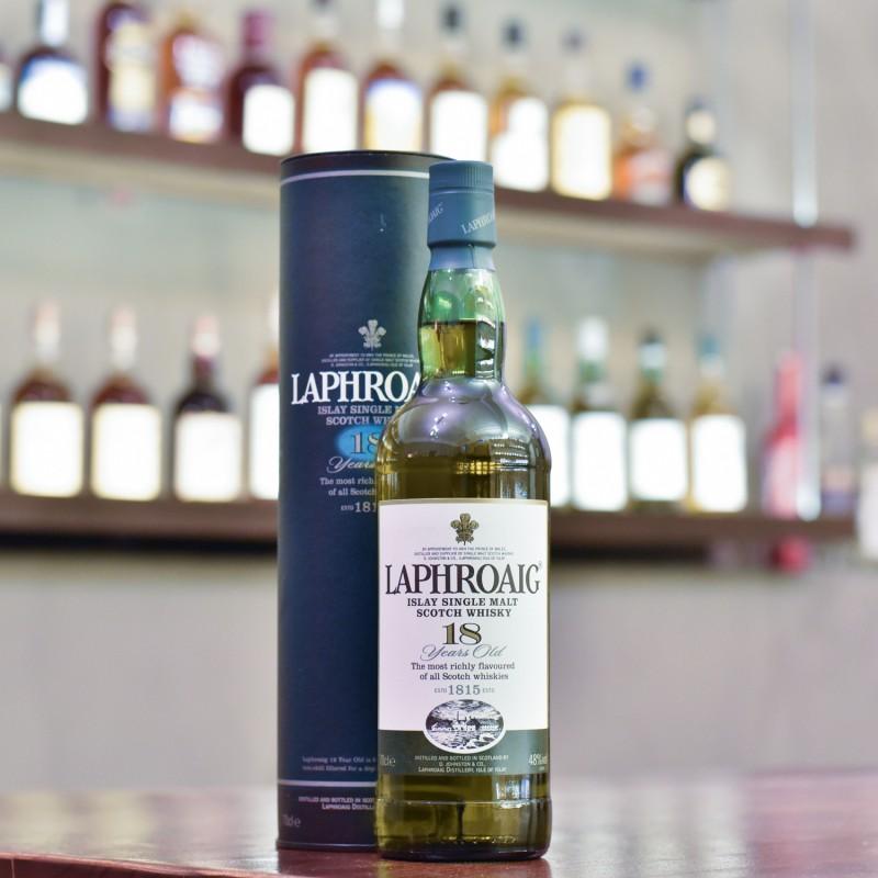 Laphroaig 18 Year Old - Older Bottling