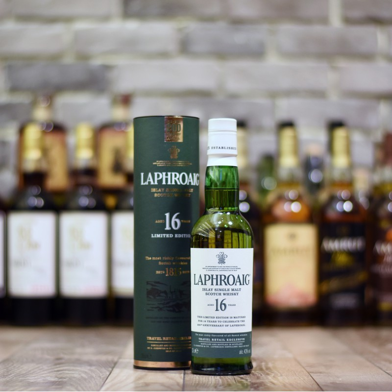 Laphroaig 16 Year Old 350ML