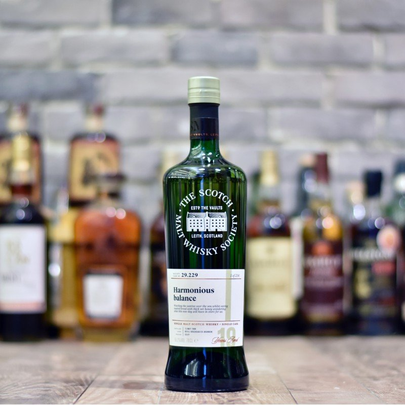 SMWS - 29.229 Laphroaig 19 Year Old 1998