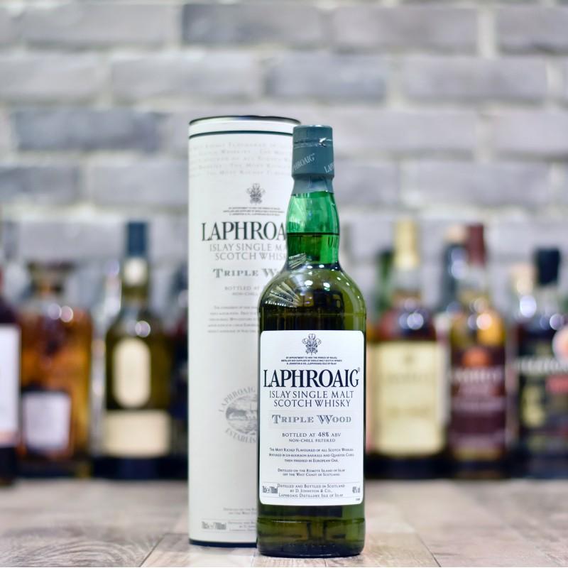 Laphroaig Triple Wood - Older Bottling